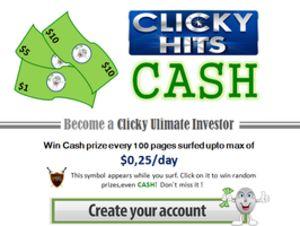 Surf for money at ClickyHits http://clickyhits.com/?rid=534