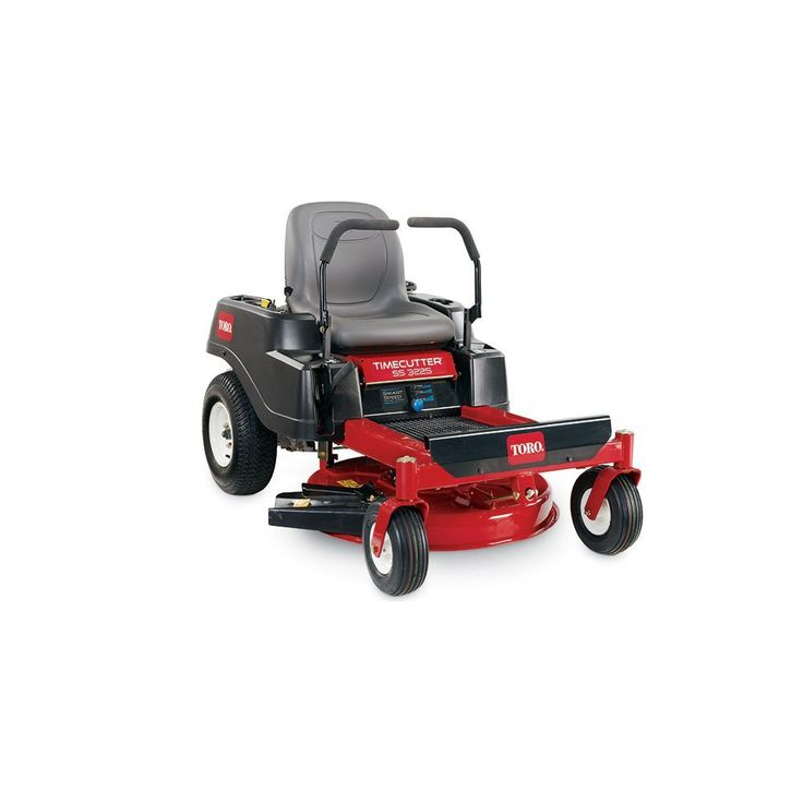 Toro 74710 TimeCutter SS3225 Zero Turn Lawn Mower Review - https://sleequipment.com/news/toro-74710-timecutter-ss3225-zero-turn-lawn-mower-review/