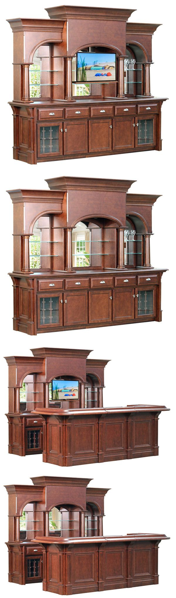 Best Images About Home Bar On Pinterest Build Your Own Bar - Back bar designs for home