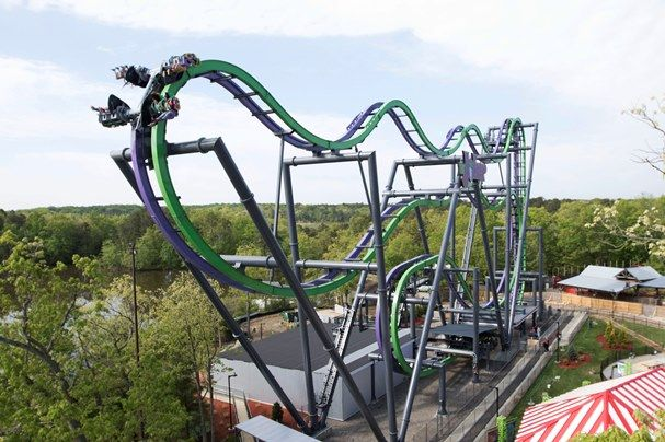 The Joker | Six Flags Great Adventure & Safari