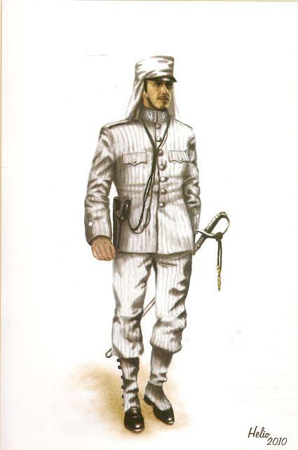 Helio, Veterinario Segundo (Marruecos, 1902). 2010.