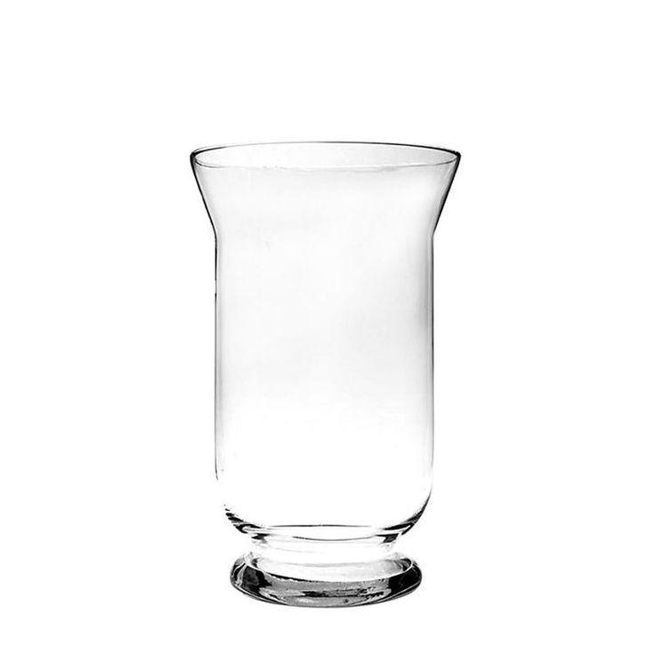 Windlicht Glas klar