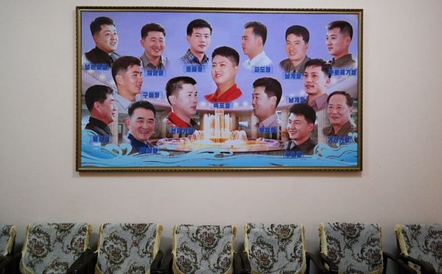 Astounding The Pyonghattan Project How North Koreas Capital Is Transforming Hairstyles For Men Maxibearus