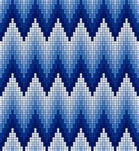 Resultado de imagen de bargello needlepoint