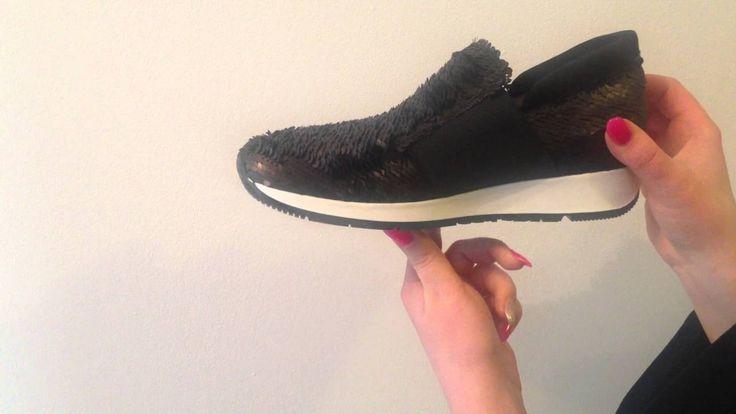 Buty, które oglądasz możesz kupić pod adresem http://ekstraszpilki.pl/czarne-sneakersy-z-cekinami-wygodne-modne