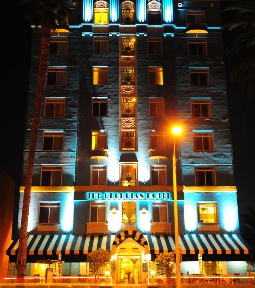 """The Georgian"" Hotel - Santa Monica [HAUNTED] - spent my honey moon here for 10 days ...."