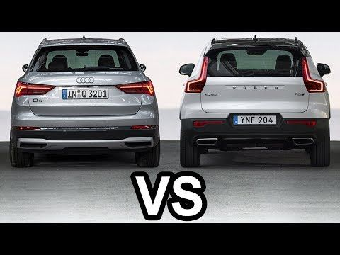 2019 Audi Q3 Vs 2019 Volvo Xc40 Mercedes Benz Car Neue