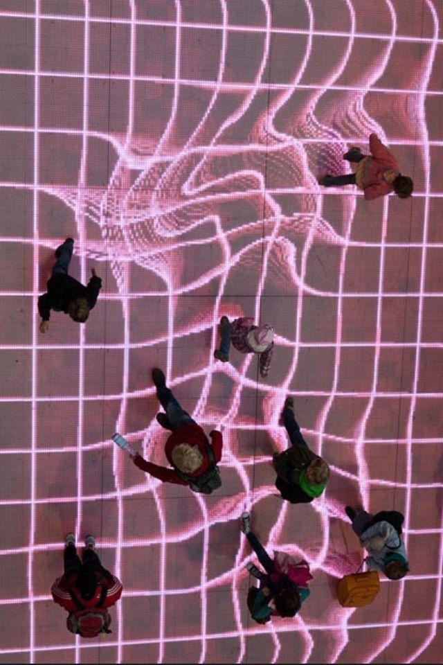 Digital installation