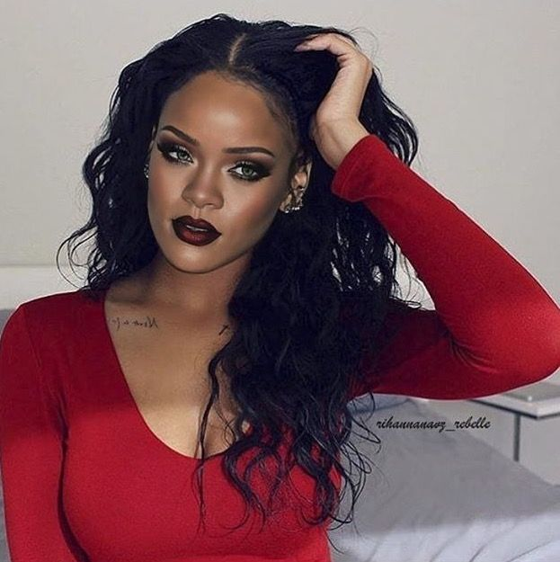 Rihanna haarfrisur