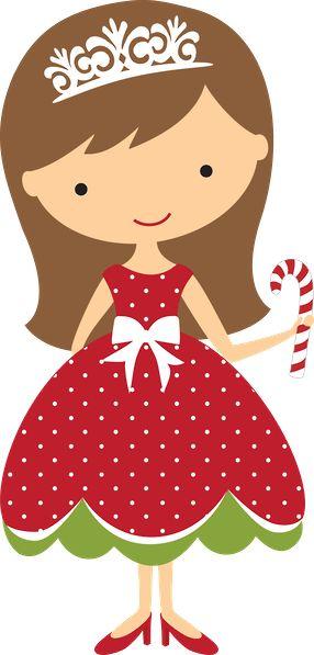 Princesas e Fadas - Minus Navidad