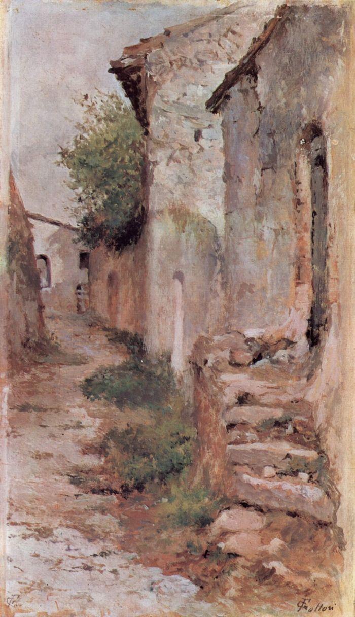 Giovanni Fattori, 1825-1908