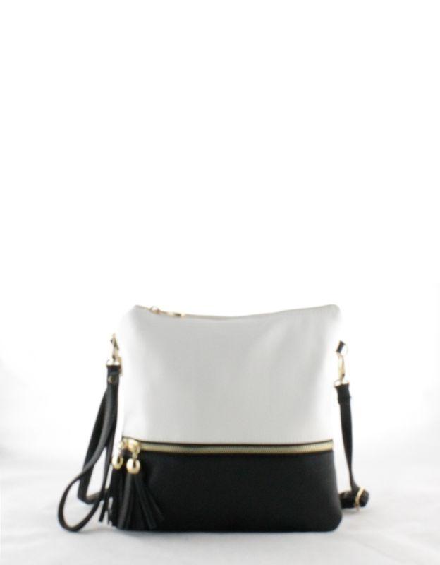 Concertina Mini Shoulder Bag