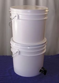 How to make your own gravity-fed water filter, save tons of $$