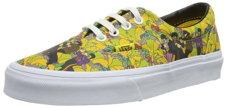 Vans U ERA (THE BEATLES) G VVHQC6C, Sneaker Unisex adulto: Amazon.it: Scarpe e borse