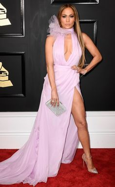 Grammys 2017 Best Dresses: Every Gorgeous Gown on the Red Carpet - Jennifer Lopez in Ralph & Russo