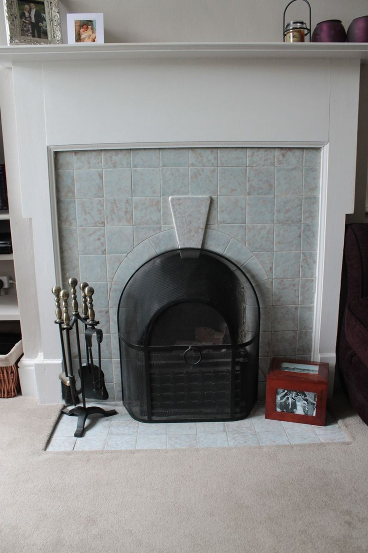 1930s fireplace - first one I've actually liked!