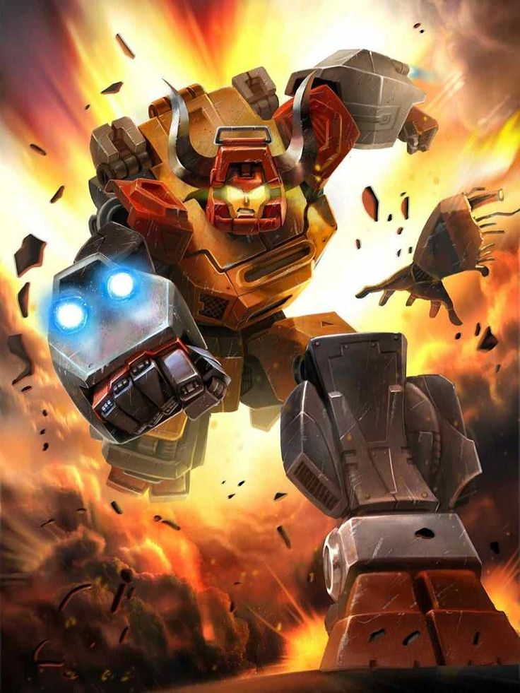 Predacon Tantrum Artwork From Transformers Legends Game ...