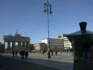 Moka alla Porta di Brandeburgo - Berlino