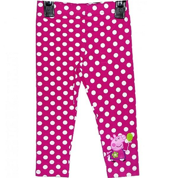 Peppa Pig Girls Leggings with Polka Dots  #shoppingday #clothes #instalikes #Oasislync #shoppingonline #canadaonline #onlinestore #instagram #canada #fashionstyle
