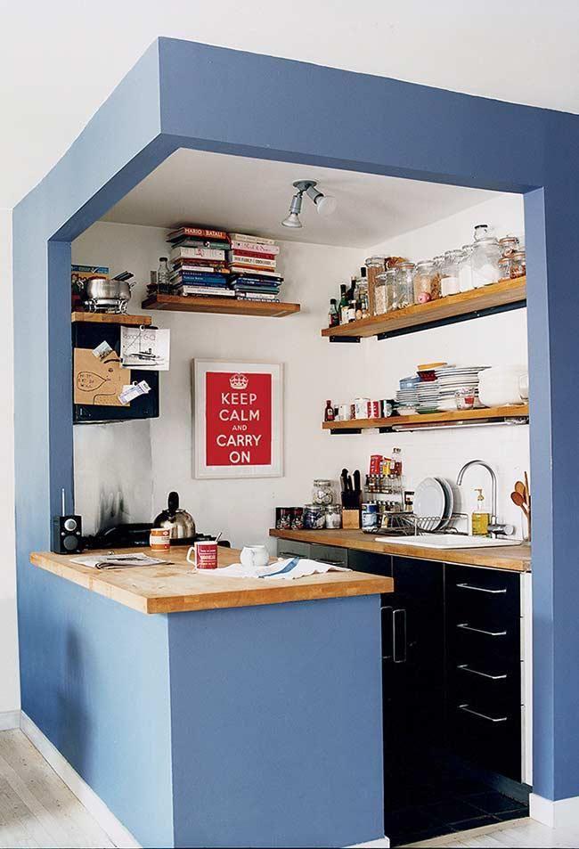 Einfache amerikanische Küche: 60 Ideen, Fotos und Projekte