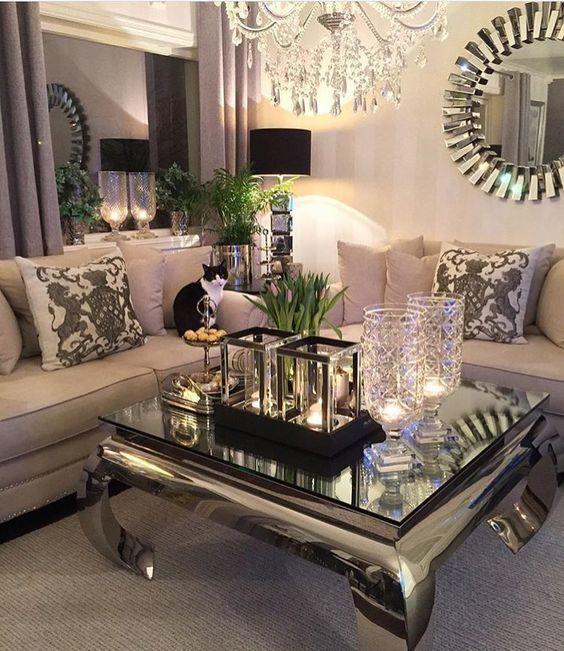 Mesas de centros para salas modernas decoracion de salas for Decoracion de salas clasicas modernas