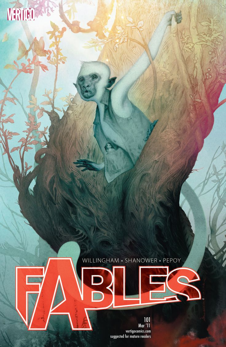 Fables Issue #101 - Read Fables Issue #101 comic online in high quality