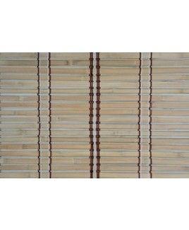 Rolgordijn bamboe Osaka jalouzie 100cm