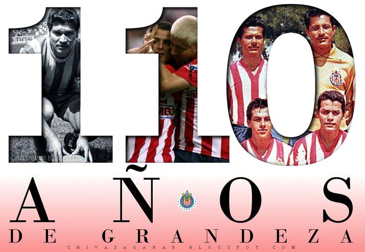 CHIVAS: 110 AÑOS DE GRANDEZA MEXICANA La época del Campeonísimo, con ocho campeonatos, fue el clímax del club rojiblanco, el más popular en el país por su filosofía de jugar sólo con nacionales.