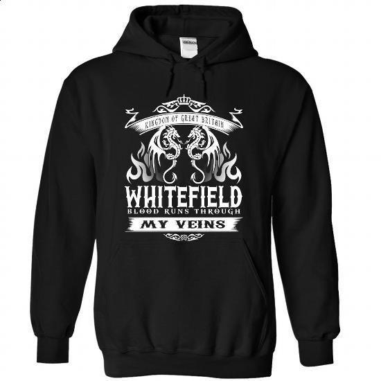 WHITEFIELD - #striped shirt #sweatshirts for women. BUY NOW => https://www.sunfrog.com/Names/WHITEFIELD-Black-52333653-Hoodie.html?60505