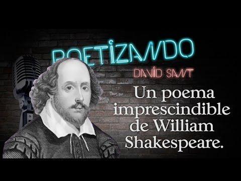 Un poema imprescindible de William Shakespeare