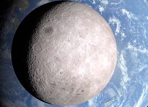 NASA has released a video of what the phases of the moon looks like from the far side. As with the side of the moon which is visible from Earth, the far side has its own complete cycle of phases, however the terrain here is somewhat different. The far side does not have the darker...