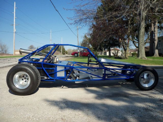 2010 Sand Toys 2 SEATER Sand Rail , Candy Blue for sale in Elmore, OH