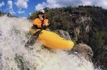 White-Water Kayaking - Gravity Adventures. We offer a range of kayak courses and instruction options for novice and intermediate paddlers. We also stock a full range of new and secondhand equipment and are one of the APA training centres for commercial guiding in SA.