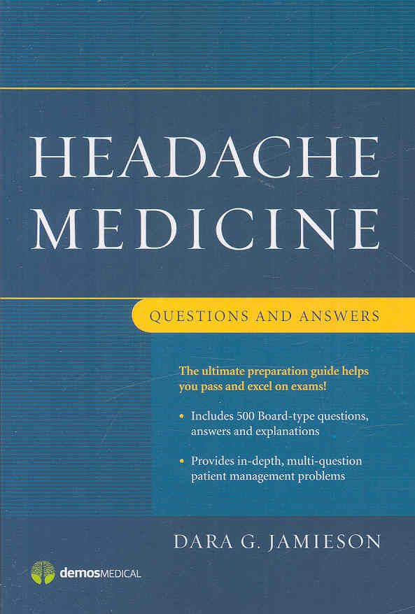 Headache Medicine