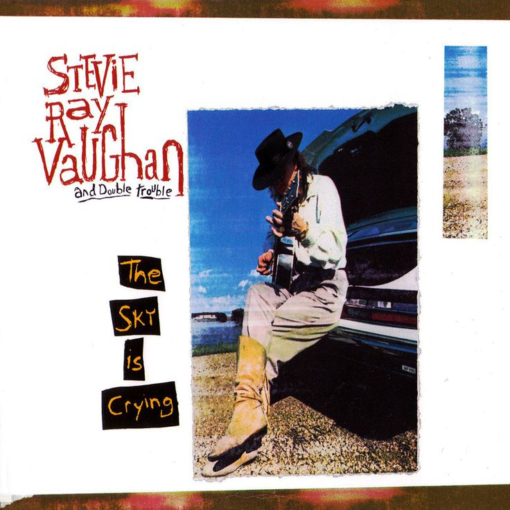 The Sky Is Crying | Stevie Ray Vaughan & Double Trouble 1991