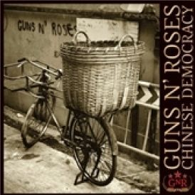 Guns N Roses Chinese Democracy CD Track List 1 Chinese Democracy 2 Shackler39