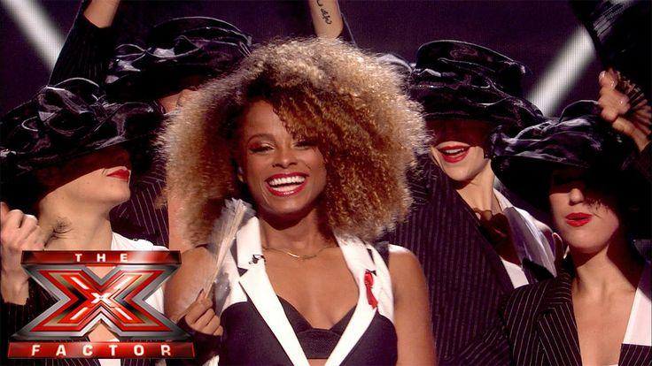 Fleur East sings Tina Turner's A Fool In Love | Live Week 8 #XFactorUK #FleurEast