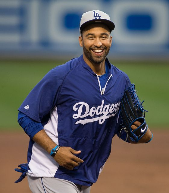Matt Kemp - Los Angeles Dodgers at Baltimore Orioles