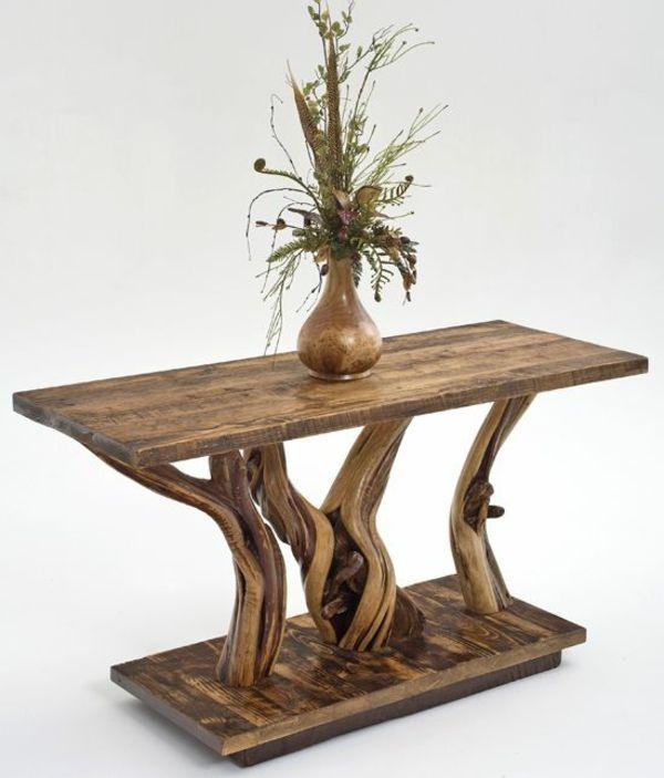 Möbel design holz  Die besten 25+ Naturholzmöbel Ideen auf Pinterest | Naturholz ...