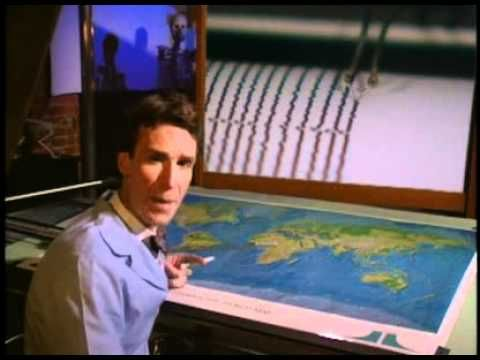 Bill Nye on Earthquakes.  About 23 minutes.  Use to introduce earthquakes at the beginning of a lesson.