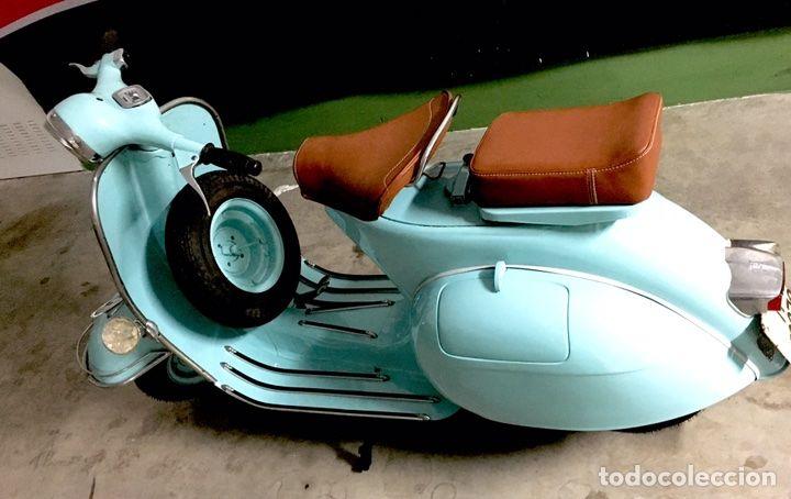 3700  Motos: Vespa 125n 1959-1960 - Foto 4 - 83976647