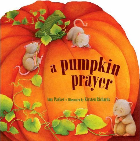 christian halloween pumpkin prayer story book - Religious Halloween Crafts
