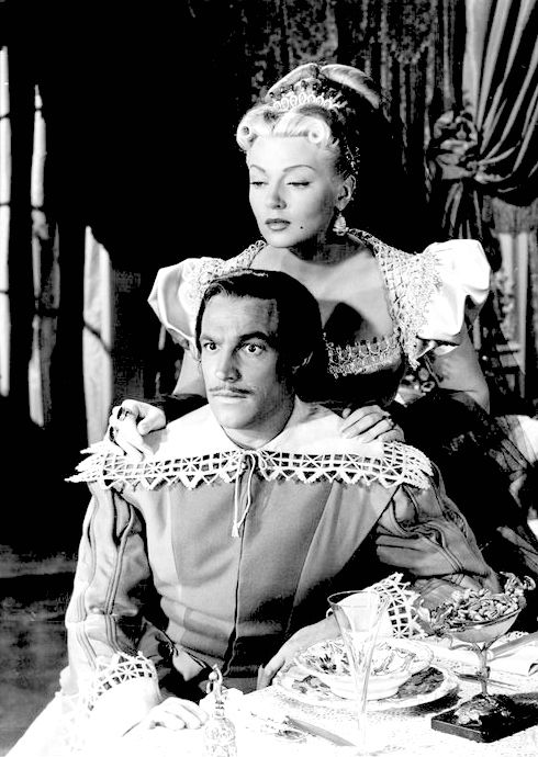 Lana Turner & Gene Kelly ~ The Three Musketeers, 1948