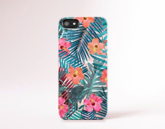 Summer iPhone Case Summer Accessories Tropical by casesbycsera, $18.99