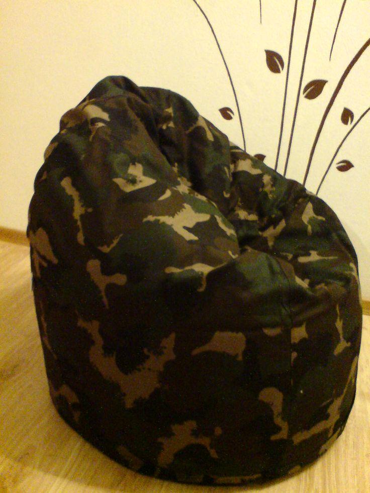 Military Bean Bag
