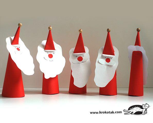 Un Père Noël minute | Sakarton