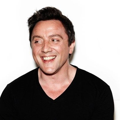 Peter Serafinowicz. The voice, the look.