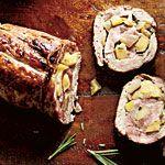 Apple and Rosemary Pork Roulade Recipe | MyRecipes.com
