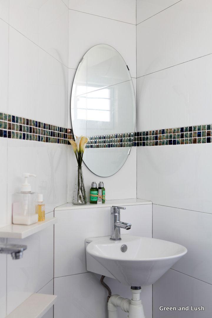 #bathroom #singaporeinteriors #greenandlush