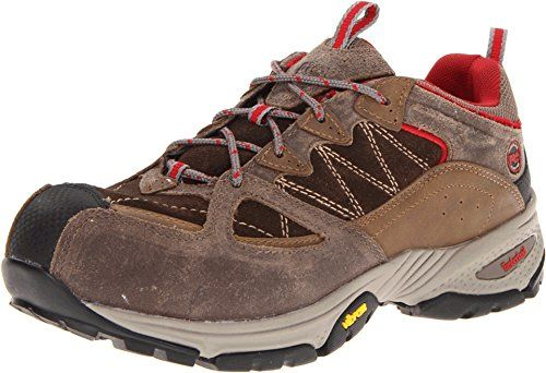 Timberland PRO Women's 90666 Work Shoe,Brown,10 M US *** Learn more by visiting the image link.